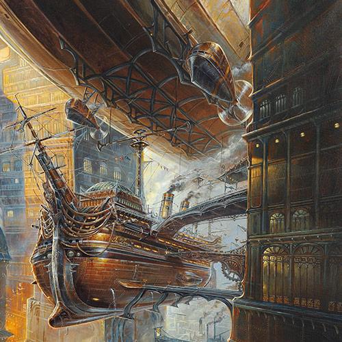 Jules VernesMecanica